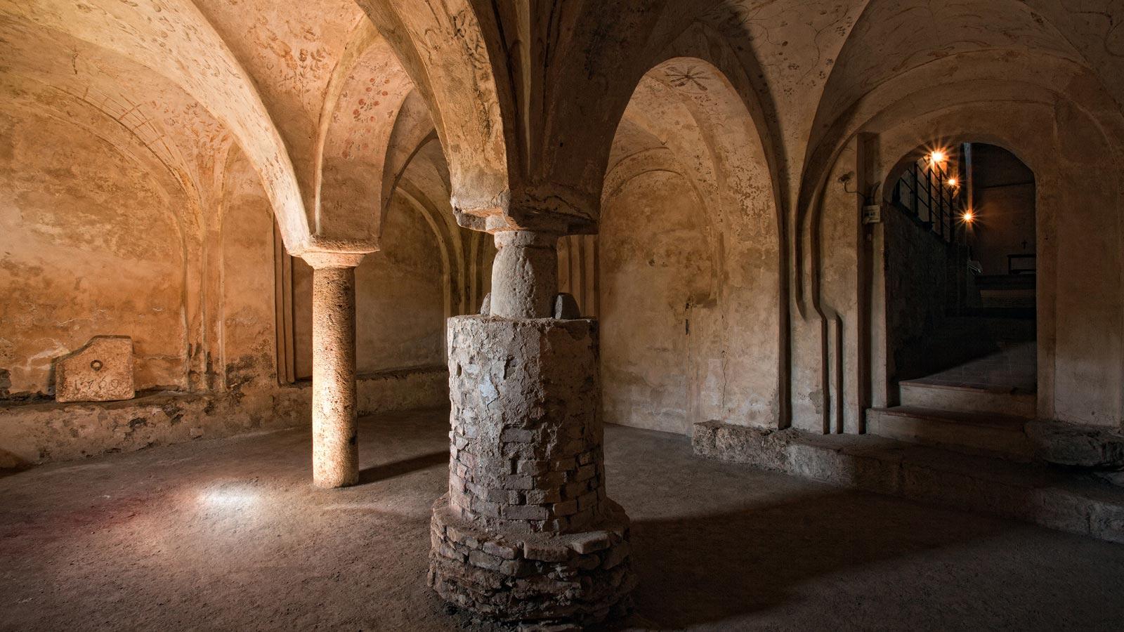 Cripta-chiesa